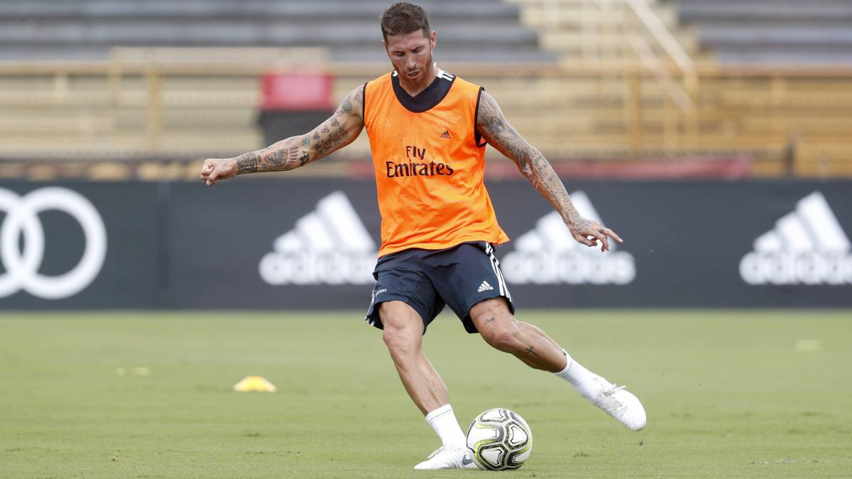 Real Madrid round-up: Ramos, Vinicius, Lewandowski, LaLiga...