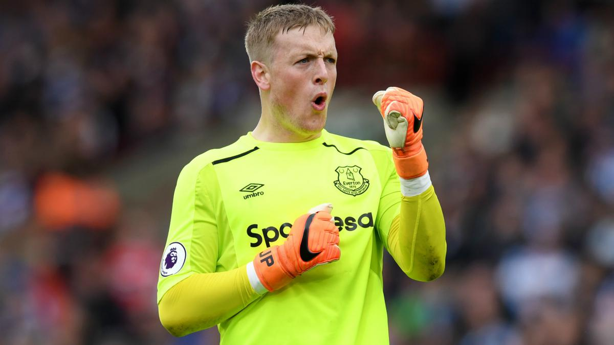 Pickford wants Europe in Silva's first Everton season