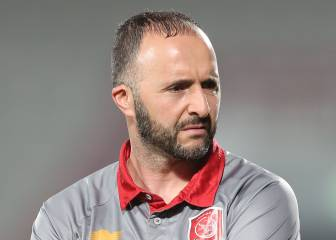Algeria appoint Djamel Belmadi as national team head coach