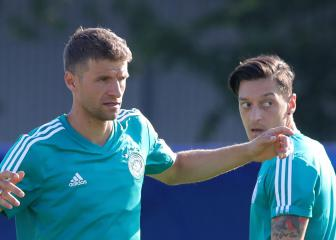 Müller: racism is not an issue in Germany team