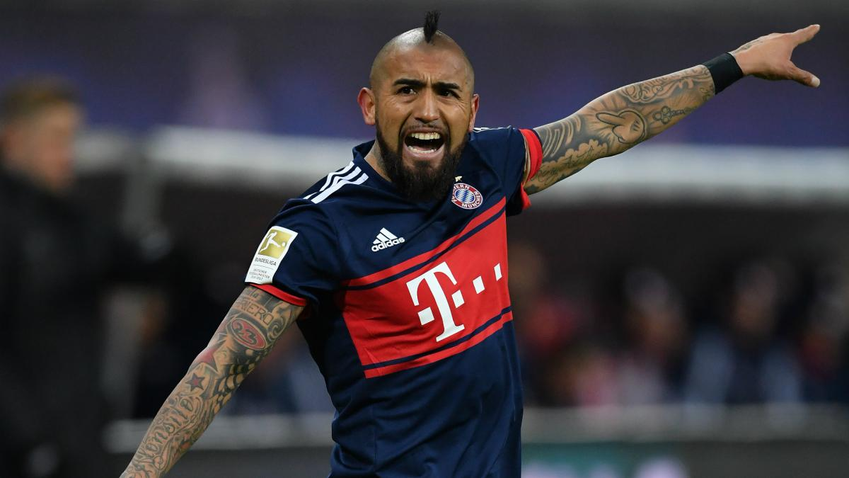 Valverde welcomes Vidal's energy and presence
