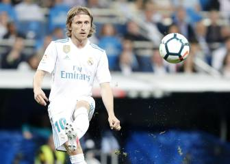 Inter to offer Real Madrid €15m for Luka Modric loan - reports