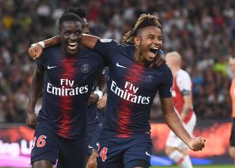 Tuchel happy with young PSG side in 4-0 Monaco win