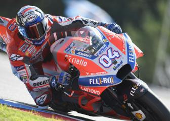 Dovizioso pips Márquez to pole at milestone GP