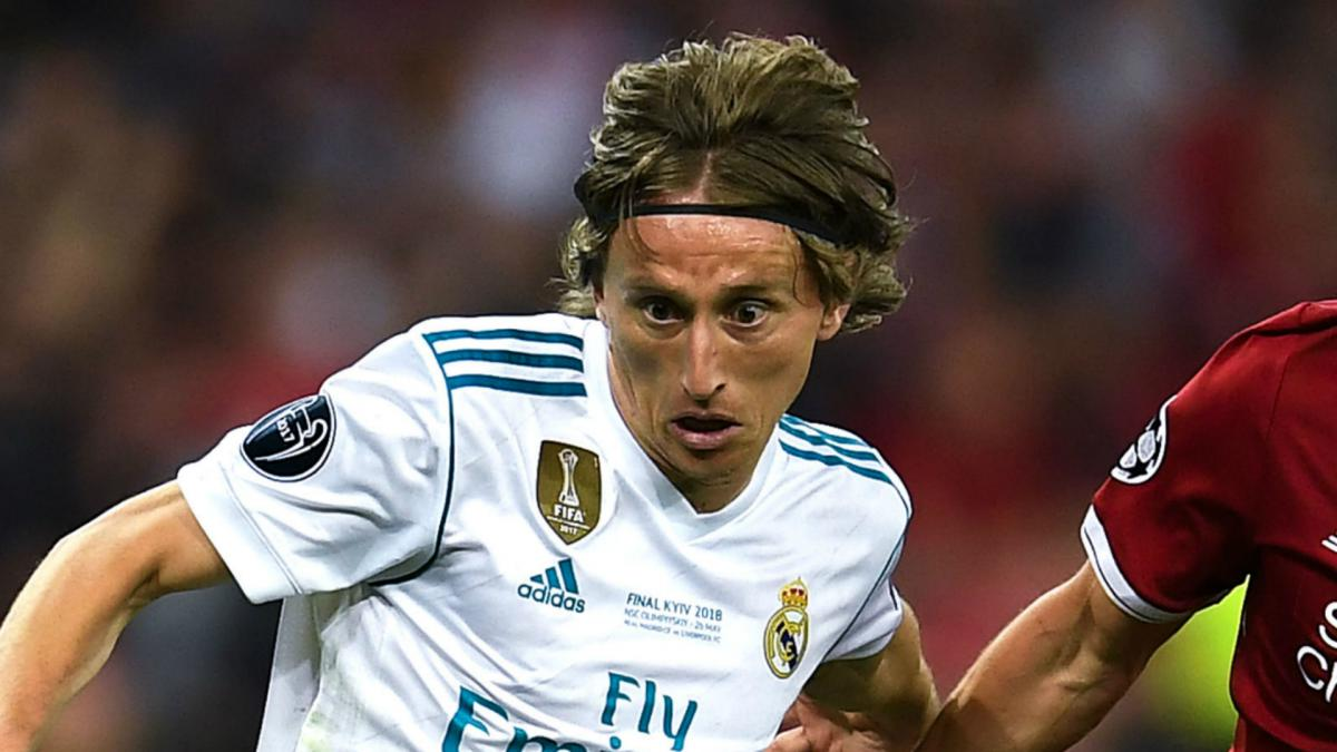 Modric staying at Real Madrid, Lopetegui claims