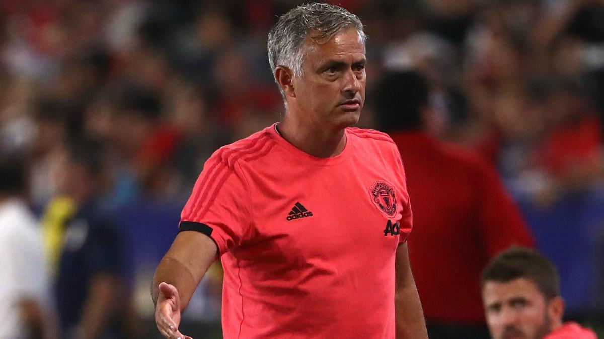 Mourinho fears 'difficult season' for Manchester United
