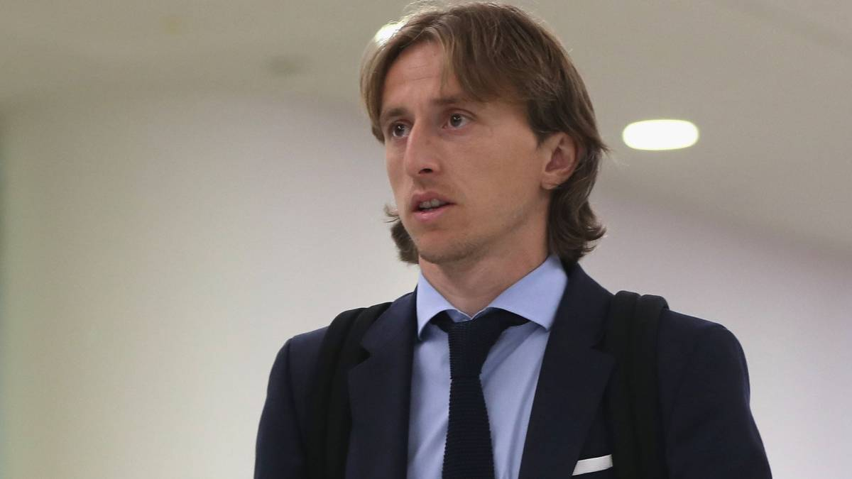 Modric: Inter to offer Real Madrid man China move - report