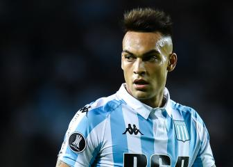 Lautaro open to different Inter role alongside Icardi