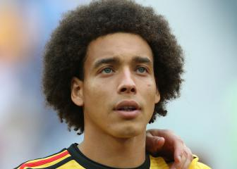 Borussia Dortmund complete signing of Alex Witsel
