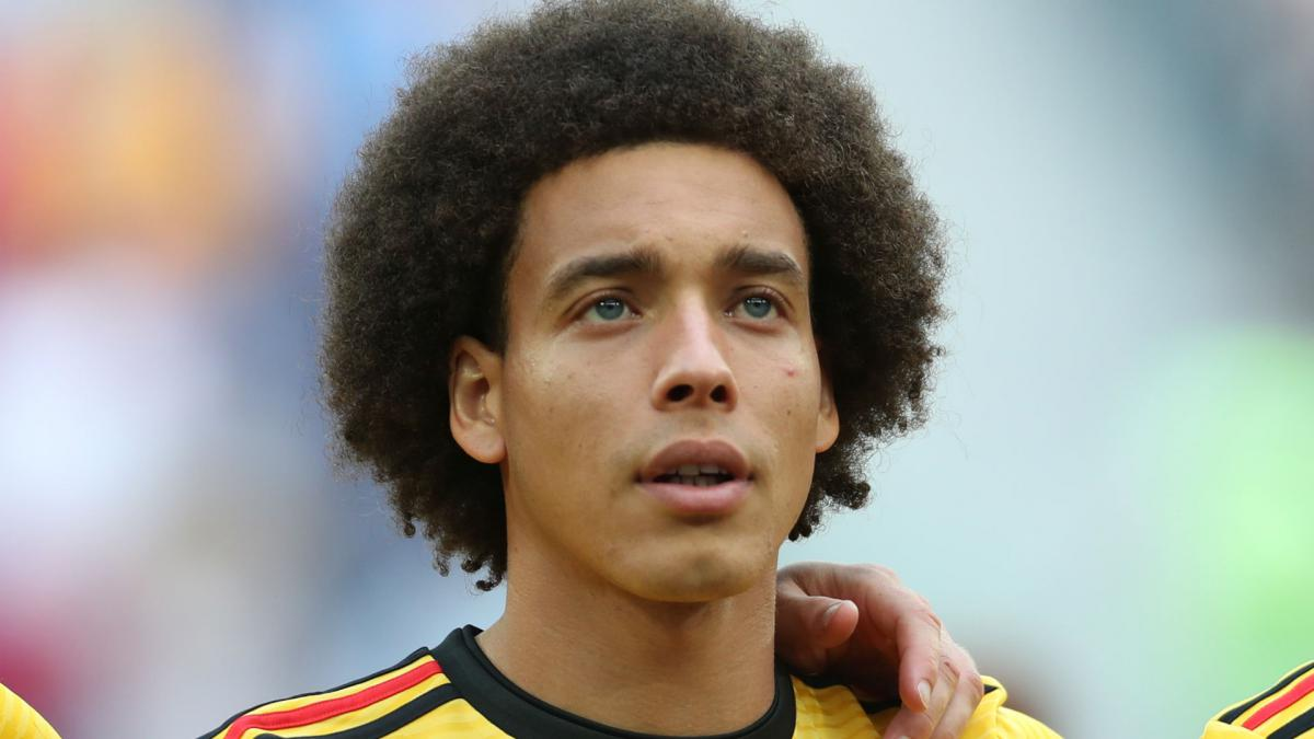 Witsel agrees Dortmund switch
