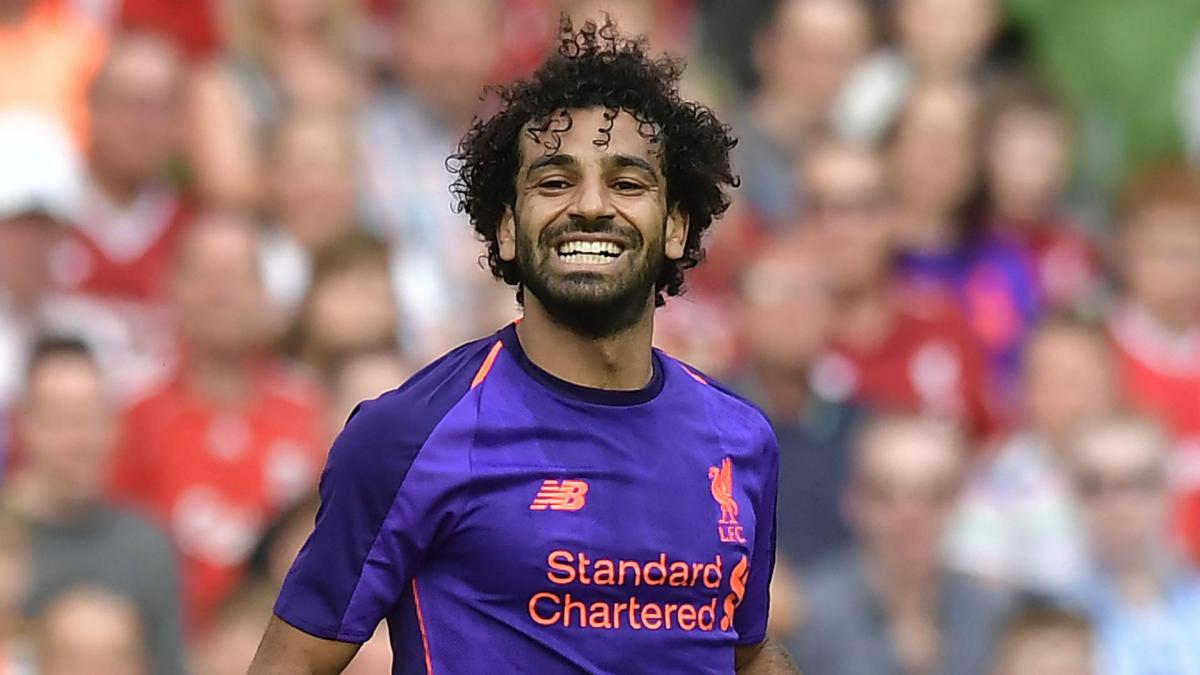 I had a couple of accidents – driving in England a challenge for Salah