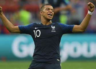 Mbappé can reach legend status - says Gianluigi Buffon