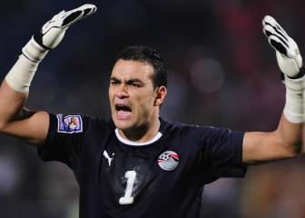 Egypt's record-breaking goalkeeper El-Hadary retires from international football