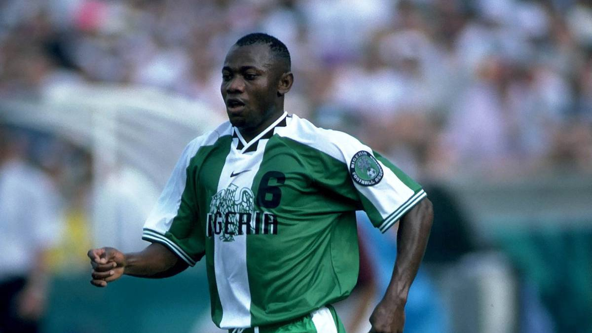 Former Barcelona winger Amunike appointed coach of Tanzania