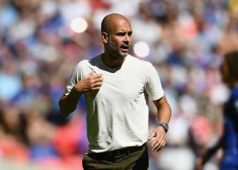 Guardiola not expecting any more Manchester City signings