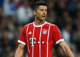 Kovac: Lewandowski happy to stay, Bayern won't sign Rebic