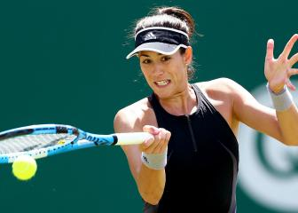 Muguruza out of Rogers Cup as arm issue persists