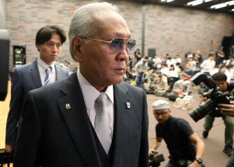 Japan amateur boxing chief Akira Yamane quits after misconduct scandal