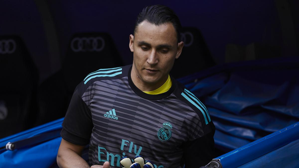 Navas: I have same desire to leave Real Madrid as to die