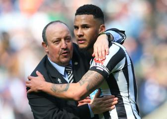 Benitez and Lascelles sign letter defending Newcastle transfers