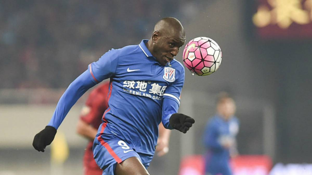 Chinese footballer Zhang Li banned for six games after racial insults against Demba ba