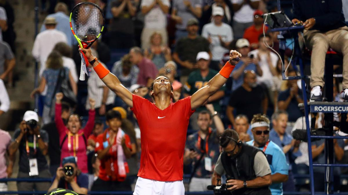 Nadal earns Cilic clash after Wawrinka thriller, Djokovic stunned by Greek teen
