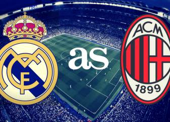 Real Madrid vs AC Milan: How and where to watch