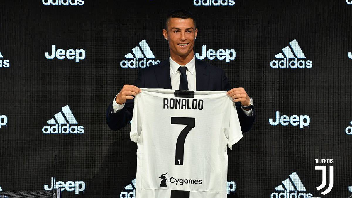 "Cristiano Ronaldo: ""Juventus is different, it's like a family"""