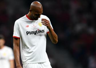 Sevilla confirm Steven N'Zonzi has asked to leave