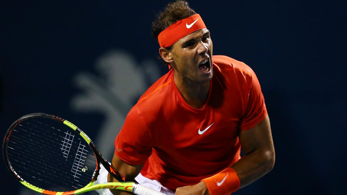 Nadal into Rogers Cup SFs after overcoming red-hot Cilic