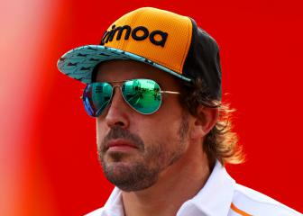 F1, Indy Car? Fernando Alonso posts cryptic career message