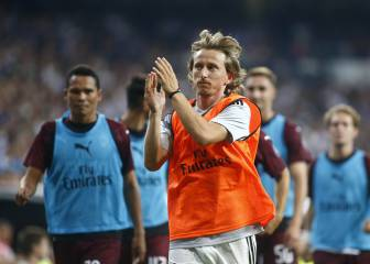 Real Madrid round-up: Modric, Maldini, Fede Valverde