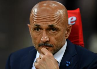 Spalletti admits defeat in bid to sign Luka Modric
