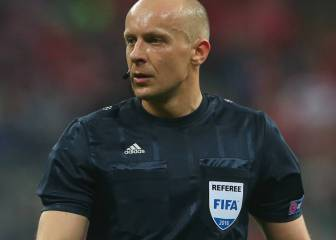 Szymon Marciniak appointed as 2018 UEFA Super Cup referee