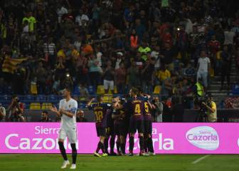 Super start to Barça's season with win over Sevilla in Tangier