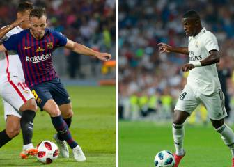 Barça-Real Madrid: Which club has done better business in the transfer window?