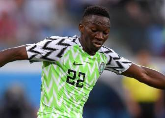 Leganes close to securing Nigerian international Omeruo
