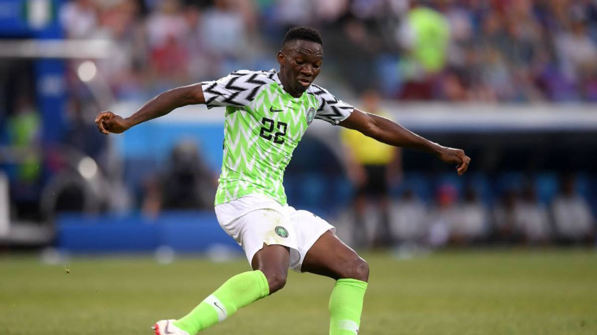 Leganés close to securing Nigerian international Omeruo