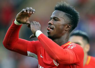 Keita ready to 'explode' at Inter