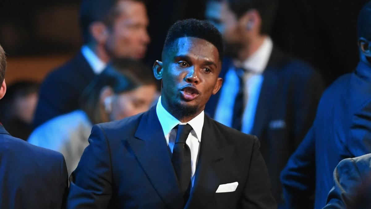 Eto'o joins Qatar SC following Ligue 1 links