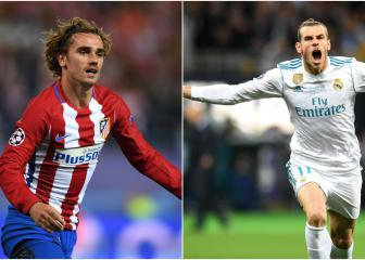 Bale or Griezmann - Who will step into Ronaldo's breach as Messi's main rival?