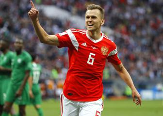 Cheryshev moves to Valencia on loan