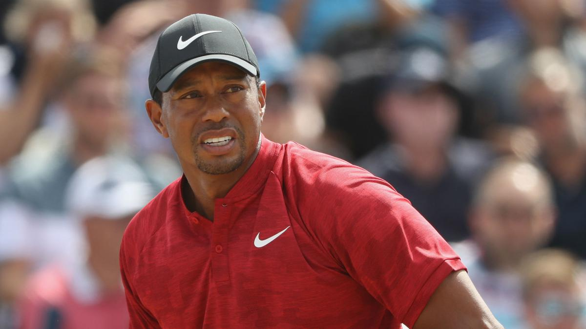 "Woods winning 15th major would be ""greatest comeback in sport"" - Faldo"