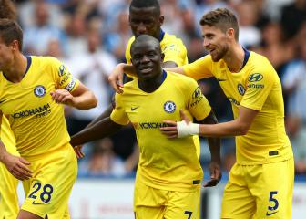 Kanté comfortable with surprise new Chelsea role
