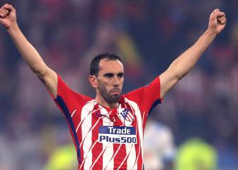 Godin yet to renew with Atletico Madrid amid transfer interest