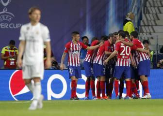 Saúl, Koke strike in extra time as Atleti beat Real to Super Cup
