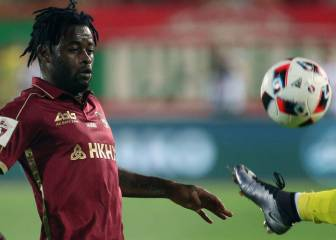 Former Barcelona, Cameroon midfielder Song joins Sion
