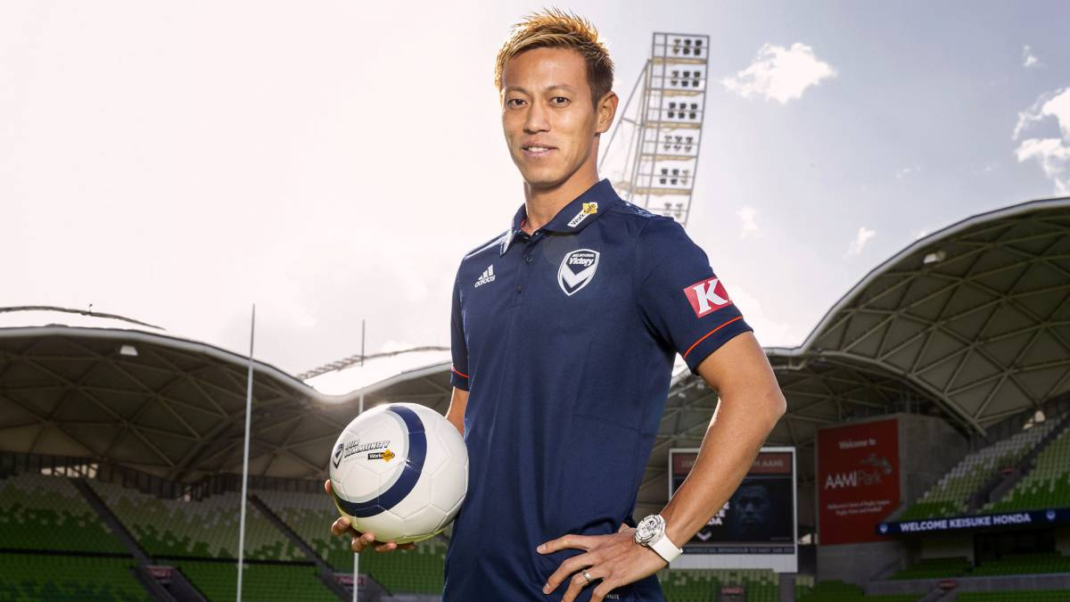 Honda: Melbourne Victory move convinced me to delay retirement