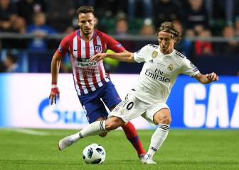 Modric is going nowhere, says Real Madrid director Butragueño