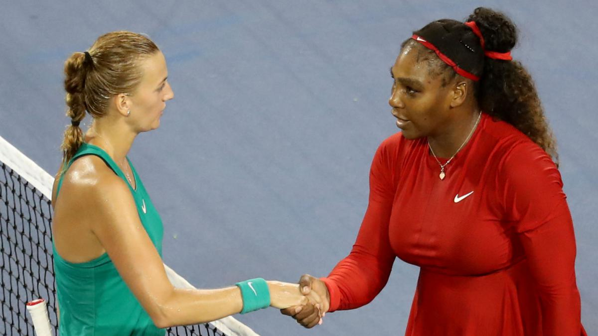 Williams knocked out as Garcia and Pliskova advance in Ohio